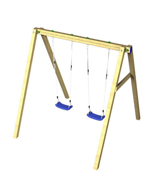 The wren double swing